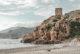 La plage de la marine de Porto en corse