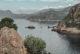 vue du golfe de Porto en Corse