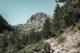 montagne dans la vallée de la restonica en corse près de corte