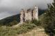 ruines du chateau de vaux en corse