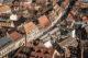 vue des toits depuis la cathédrale de strasbourg