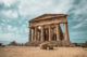 temple de la concorde agrigento vallée des temples sicile