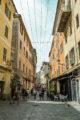 rue Napoléon à Bastia en Corse