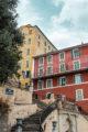 maisons du vieux port de Bastia en Corse